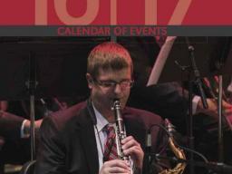 Glenn Korff School of Music Calendar of Events