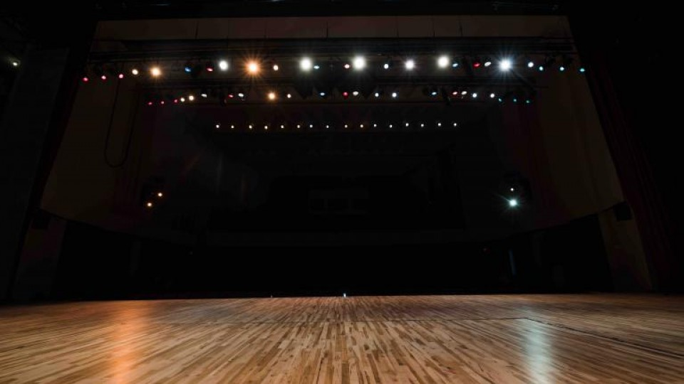 Kimball Hall Upgrades Include New Stage Floor Announce