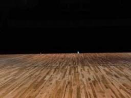Changes were made to the Kimball Recital Hall over the summer. The most striking change is the new maple wooden stage flooring that is believed to have replaced the original flooring from about 50 years ago.  Photo by Justin Mohling.