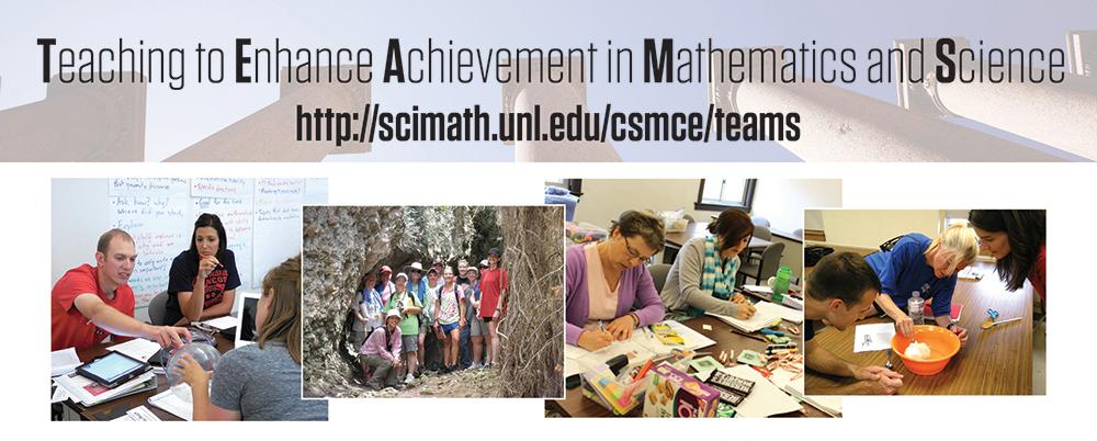 Nebraska Partnership TEAMS - MSP grant