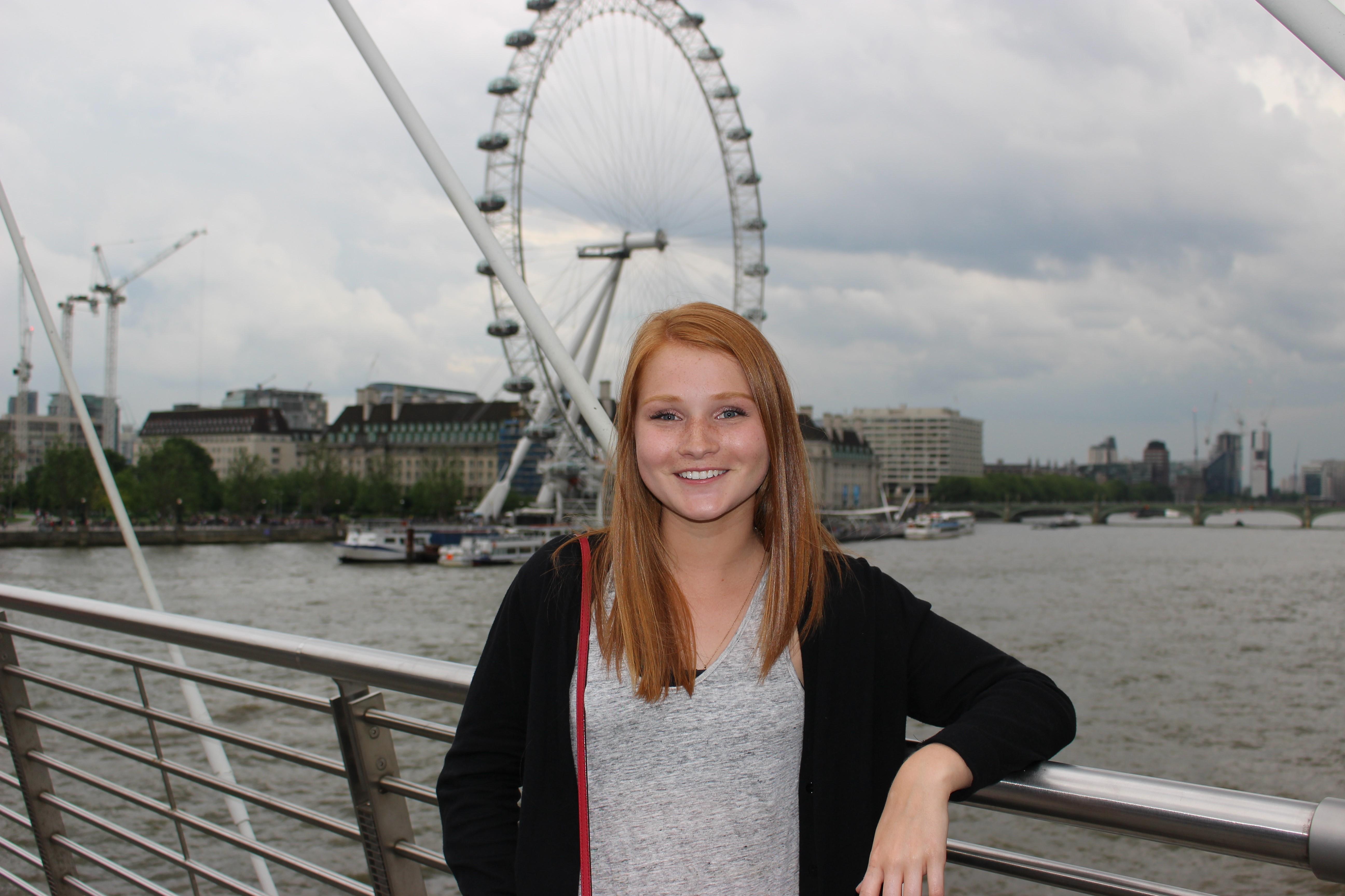 STUDENT SPOTLIGHT: Emma Himes