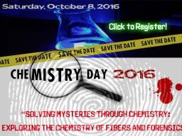 2016 Chemistry Day