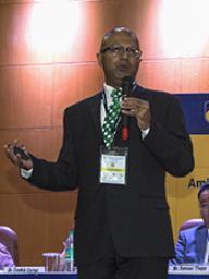 Dipra Jha, keynote speaker.