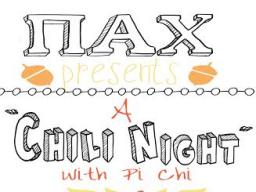 Pi Alpha Chi's fall philanthropy benefiting Project Rachel