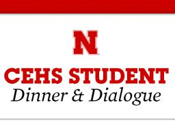 Dinner & Dialogue, Oct. 21.