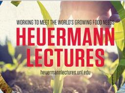 Mark Lynas will give the first of the Huermann Lectures on Oct. 10 at Innovation Campus in Lincoln.