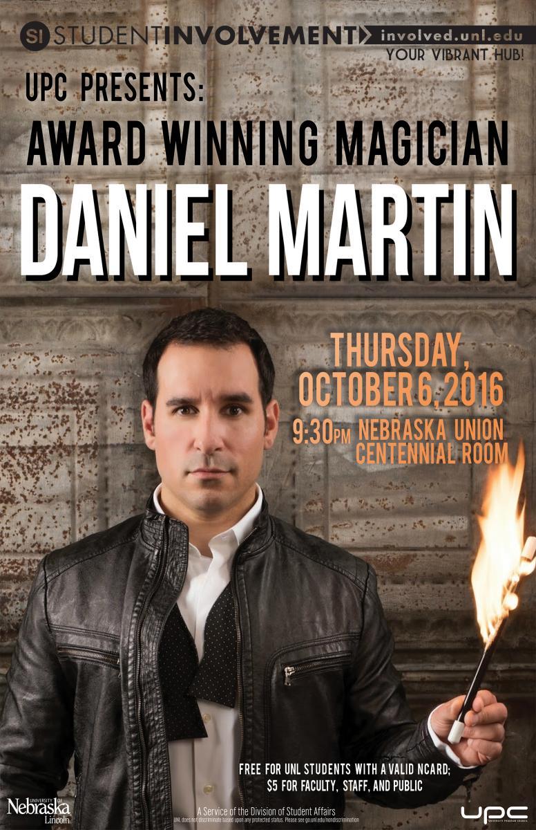 Daniel Martin Poster