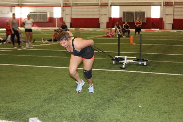 The Strong Husker competition is open to all students and general public