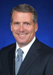 James B. Milliken, NU president