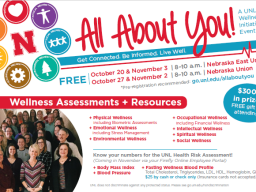 All About You, a wellness initiative event, is set for late October and early November. | Courtesy image