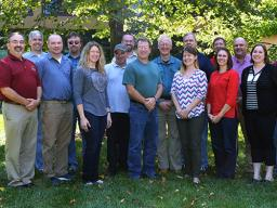 The High Plains Regional Climate Center hosted a regional climate services workshop in September. | Shawna Richter-Ryerson, Natural Resources