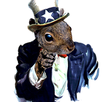 Uncle Squirrel Wants YOU
