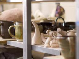 The Clay Club's Fall Sale and Raffle is Dec. 9-10 in Richards Hall Rm. 118.