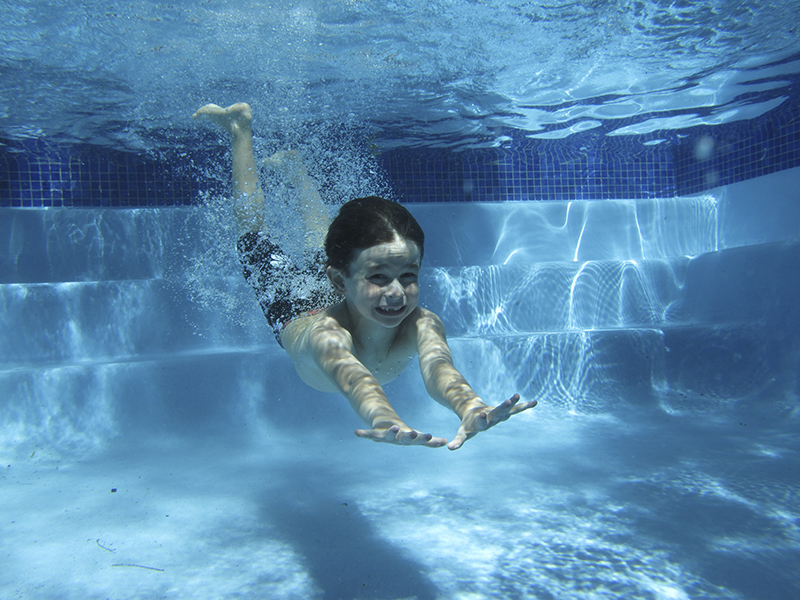 The first Free Family Swim Night of spring semester is Jan. 27, 2017.
