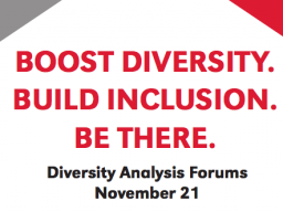 Halualani & Associates will present the diversity benchmarking results announced in October and describe the upcoming diversity-mapping phase. Please attend a forum to help shape the diversity and inclusion effort at the University of Nebraska–Lincoln.