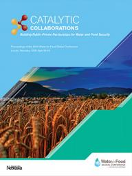 Proceedings of the 2016 Water for Food Global Conference
