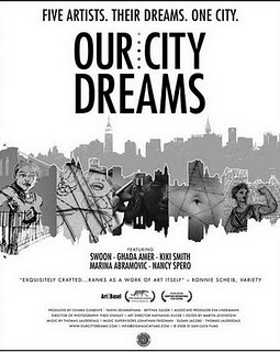 Our City Dreams Movie Poster