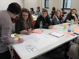TEAMS teacher leader workshop on Dec. 3, 2016