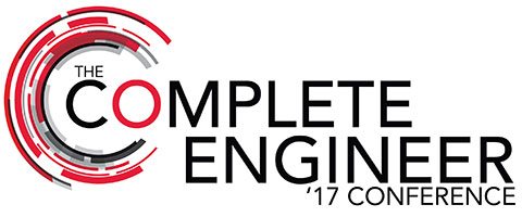 Friday is the deadline to apply for The Complete Engineer Conference