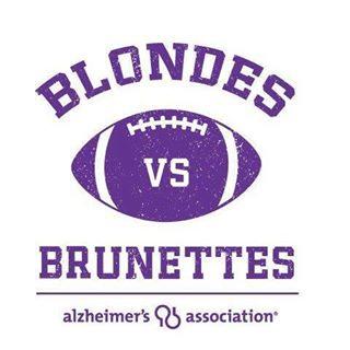 Raise money. Play football. Tackle Alzheimer's.