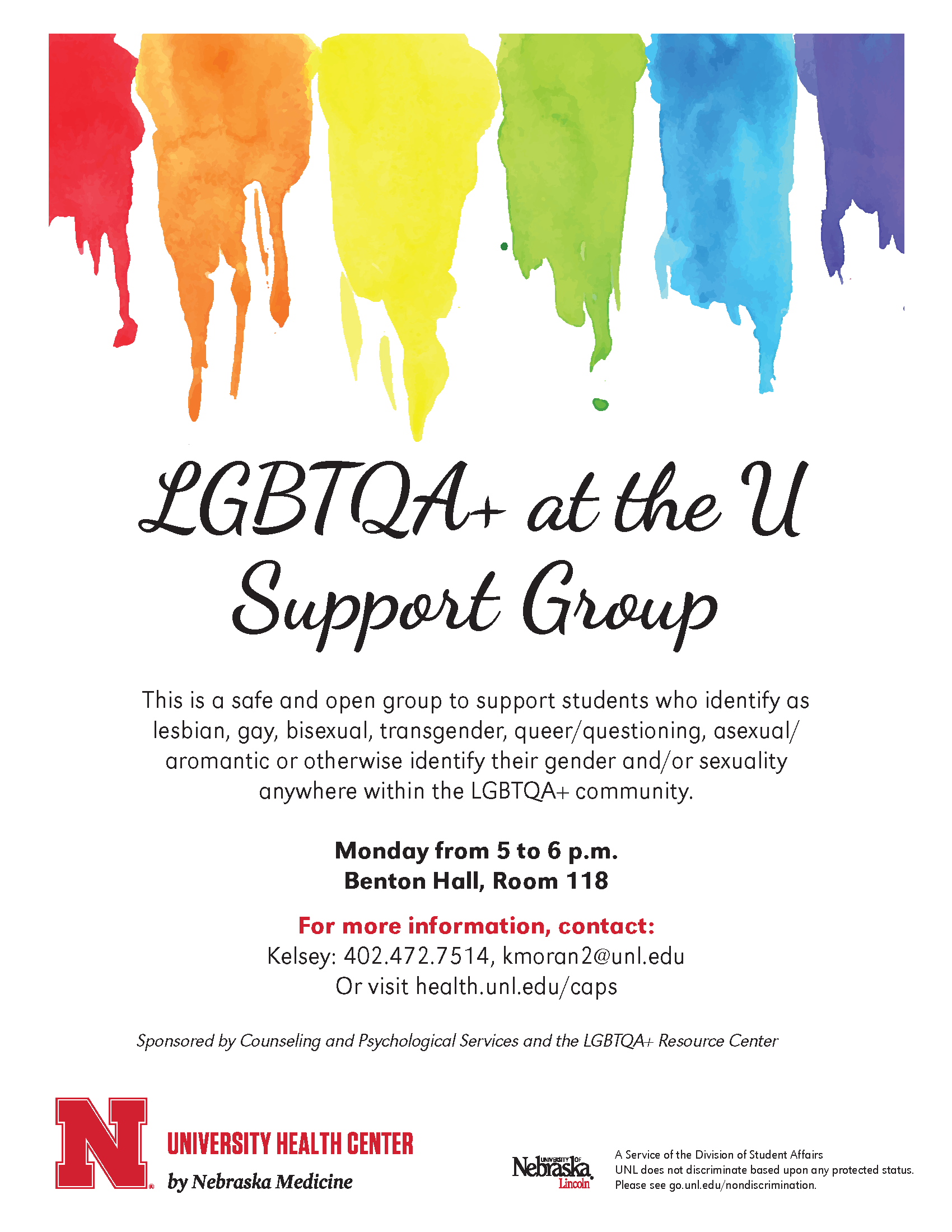 Questioning sexuality support group