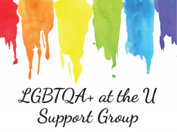 The LGBTQA+ at the U Support Group meets Mondays from 5 to 6 p.m. in Benton Hall, Room 118.