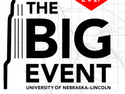 The Big Event at the University of Nebraska - Lincoln
