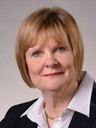 Ali Moeller, Edith S. Greer Professor of Teaching, Learning and Teacher Education.