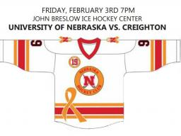 Support the hockey team this weekend.