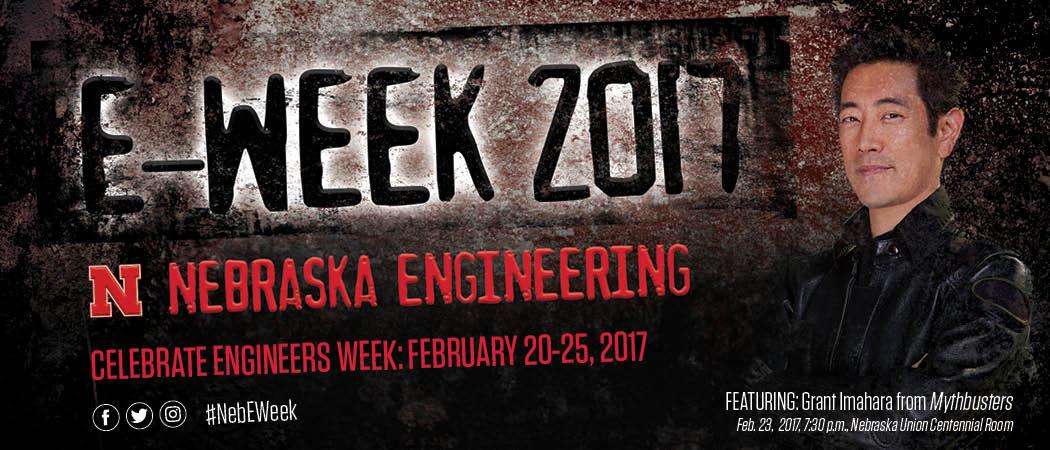 UNL's annual E-Week runs Feb. 19-25