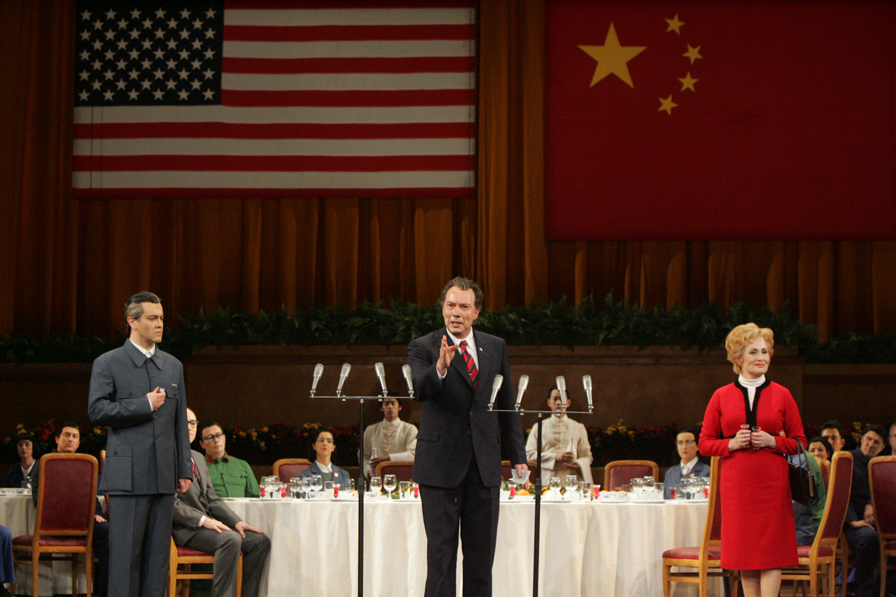 "A scene from ""Nixon in China"""
