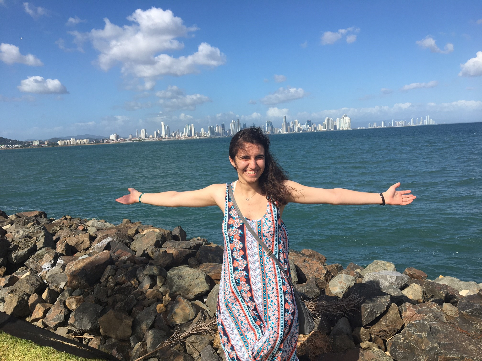 STUDENT SPOTLIGHT: Talia Halperin