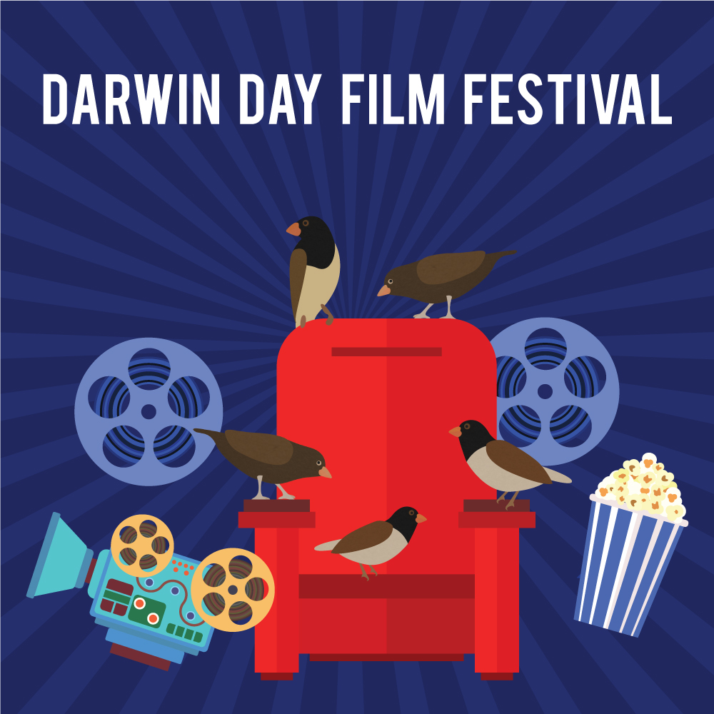 Morrill Hall is hosting the Darwin Day Film Festival from 2 to 3:30 p.m. Sunday, Feb. 12, in the museum's Mueller Planetarium, 307 Morrill Hall, Lincoln. | Courtesy image