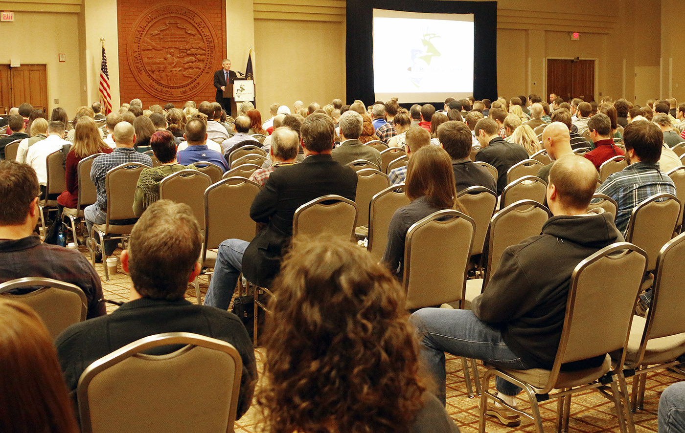77th Midwest conference examines 'land ethic'