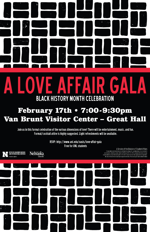 A Love Affair Gala