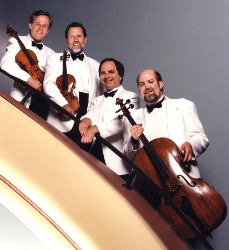 The Ames Piano Quartet
