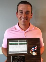 Jon Moore, Assistant Golf Professional at the Field Club in Omaha, Nebraska