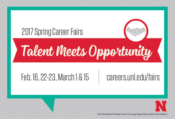 2017 Spring Career Fairs