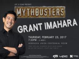 UPC Presents Grant Imahara