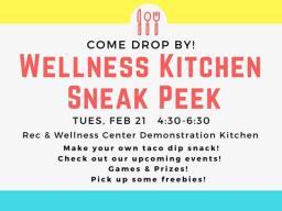 Wellness Sneak Peek