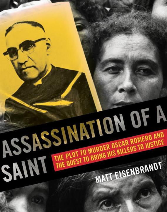 Assassination of a Saint author to speak Feb. 21.