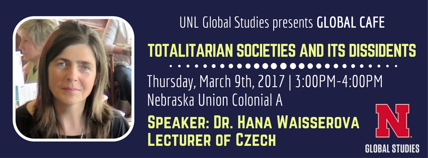 Global Cafe: Totalitarian Societies and its Dissidents