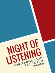 Night of Listening