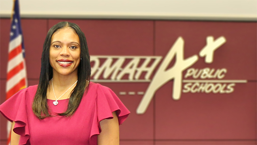 Shavonna Holman appointed to OPS Board of Education.