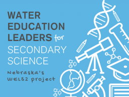 Water Educations Leaders for Secondary Science