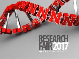 UNL Research Fair 2017