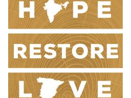 Restoring hope and love in India and Spain.