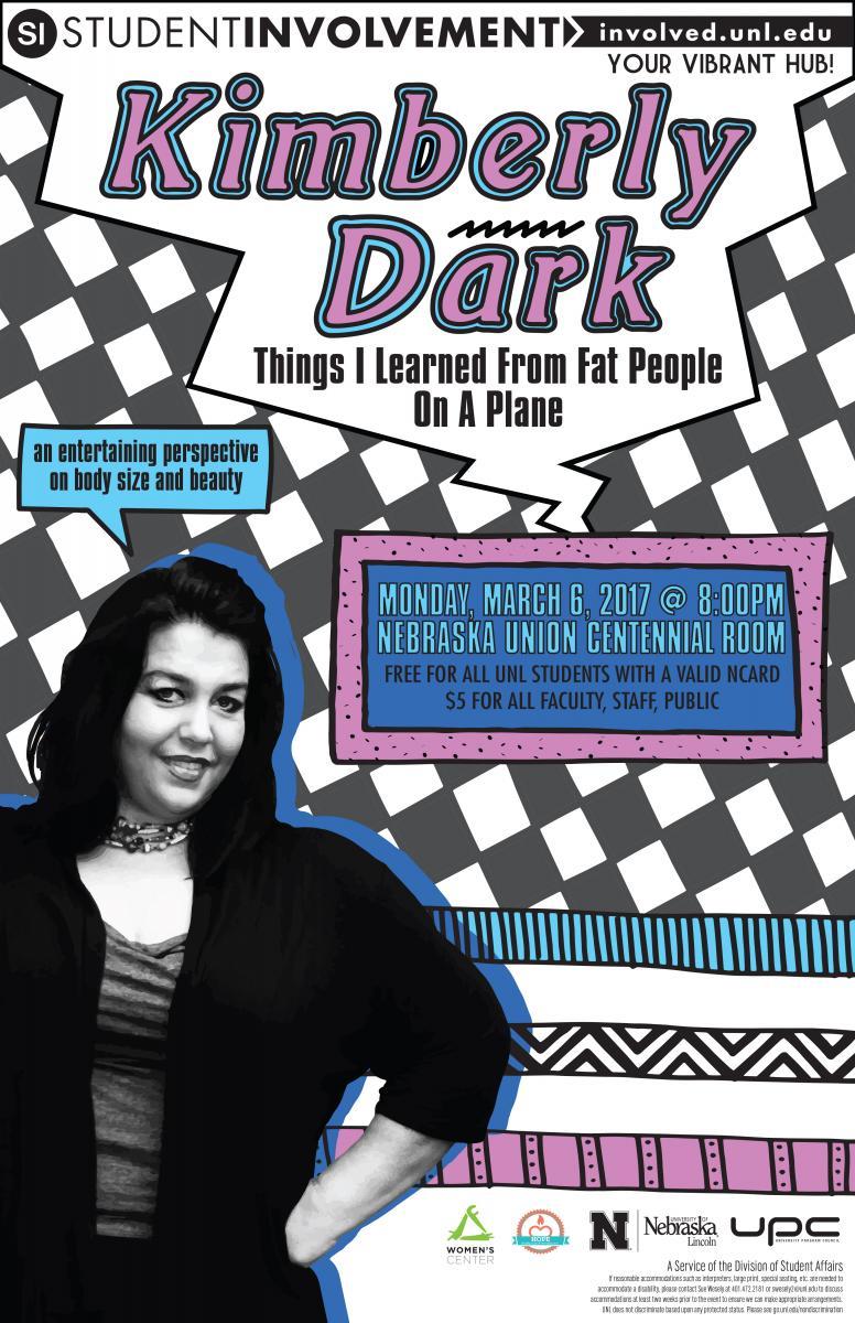 Kimberly Dark presented by UPC