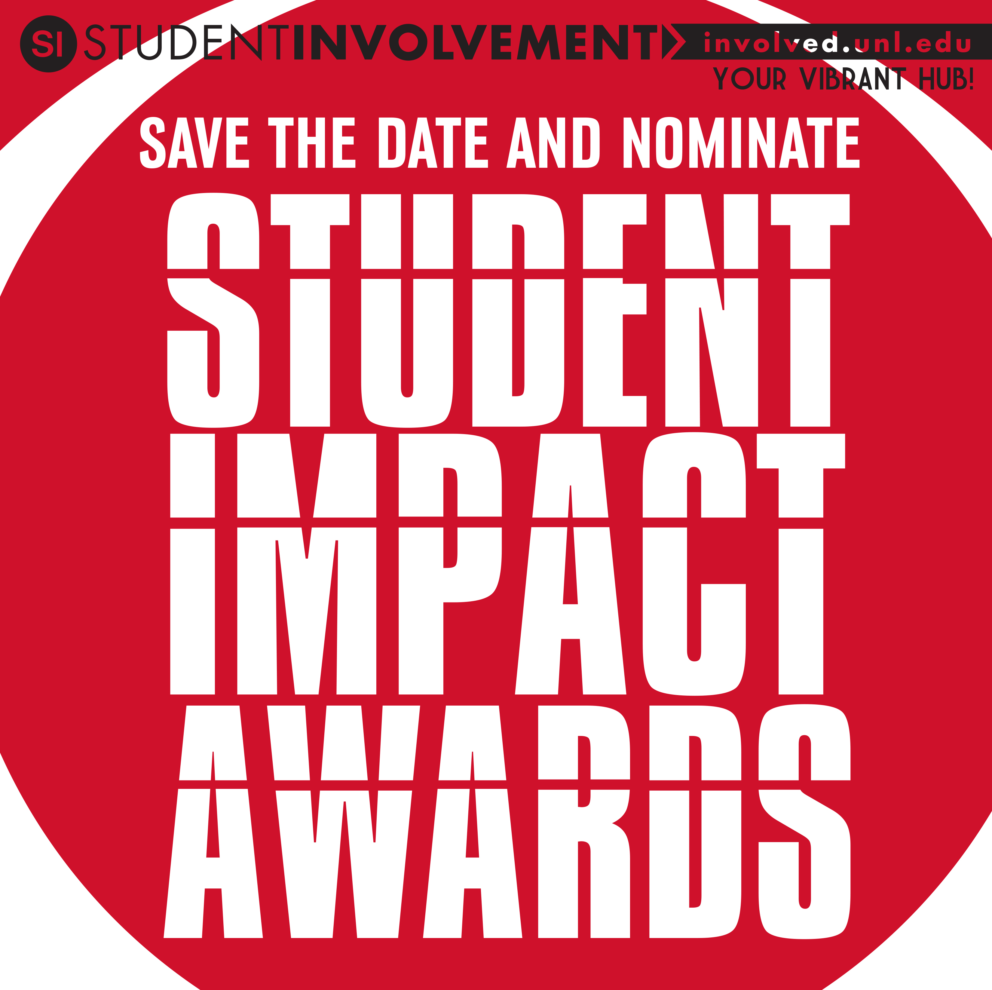 Nominate Someone for Student Impact Awards