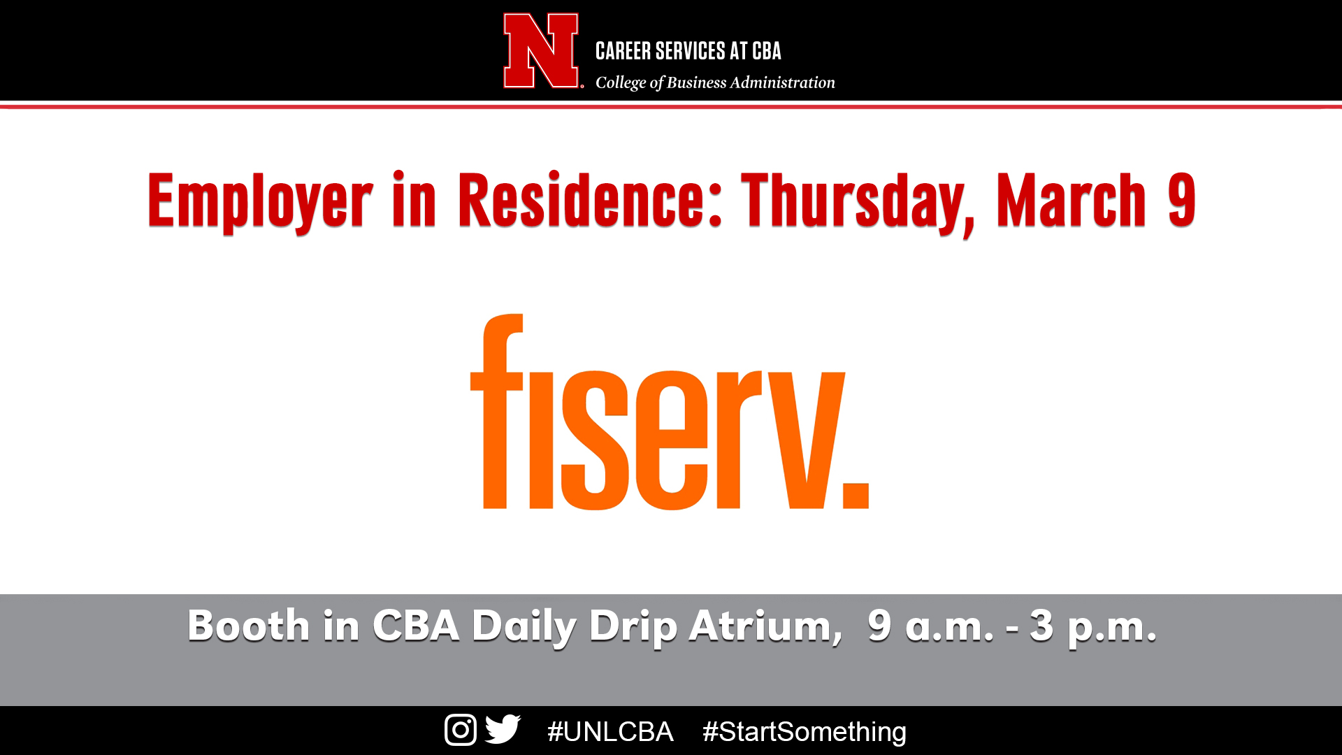 Thursday March 9 Fiserv Announce University Of